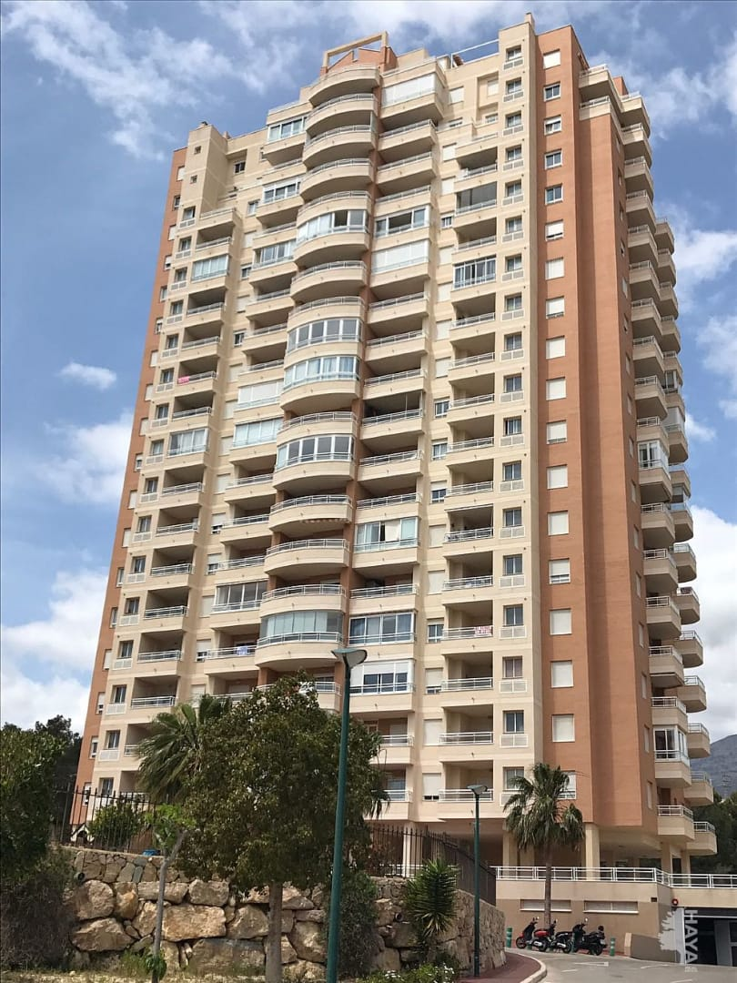 Piso en venta en Benidorm, Alicante, Calle Presidente Adolfo Suarez, 107.887 €, 1 habitación, 1 baño, 65 m2
