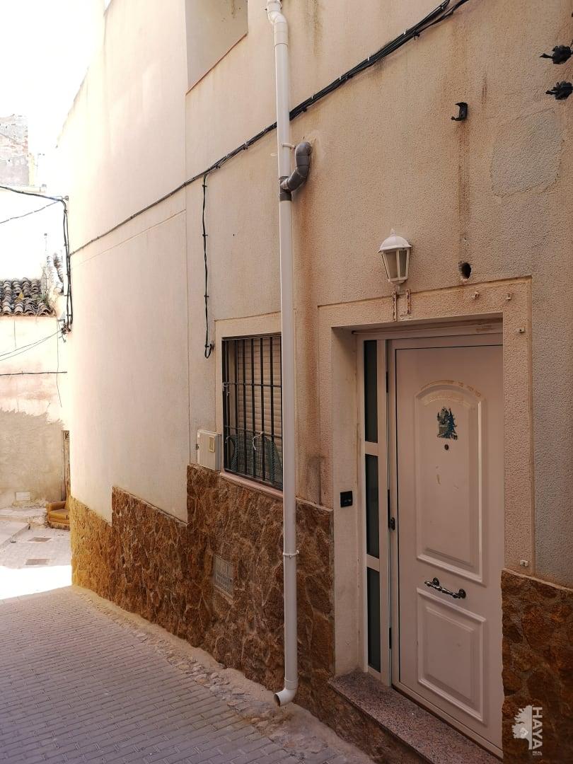 Casa en venta en Blanca, Murcia, Calle San Juan, 146.000 €, 4 habitaciones, 1 baño, 120 m2