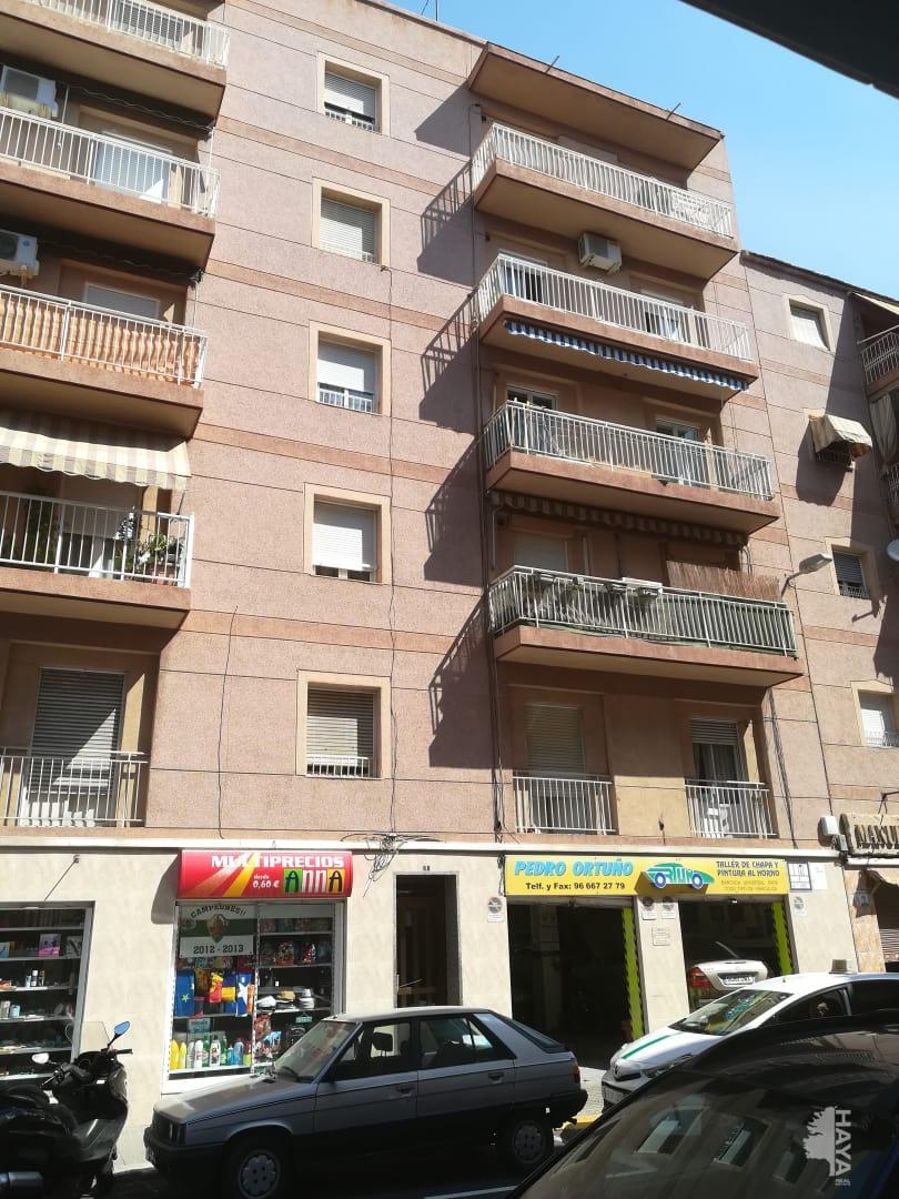 Piso en venta en Piso en Elche/elx, Alicante, 38.615 €, 1 habitación, 1 baño, 92 m2