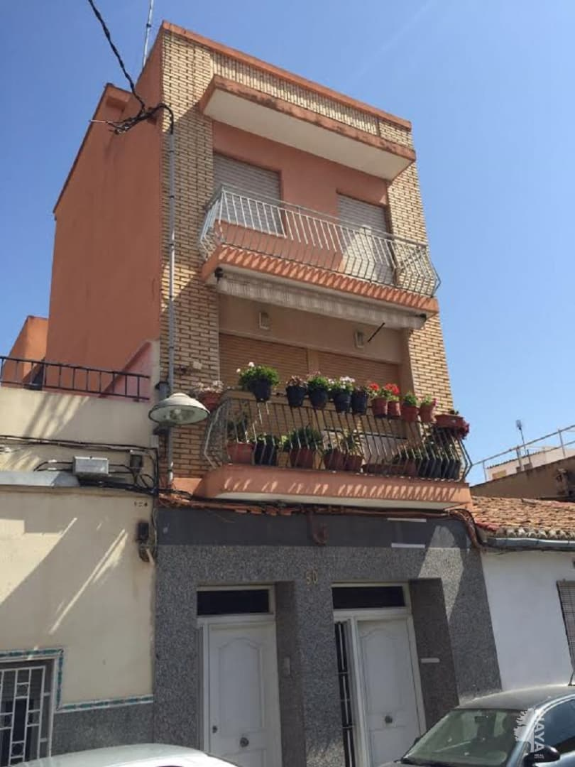 Piso en venta en Torrent, Valencia, Calle Santa Lucía, 57.122 €, 1 habitación, 1 baño, 54 m2