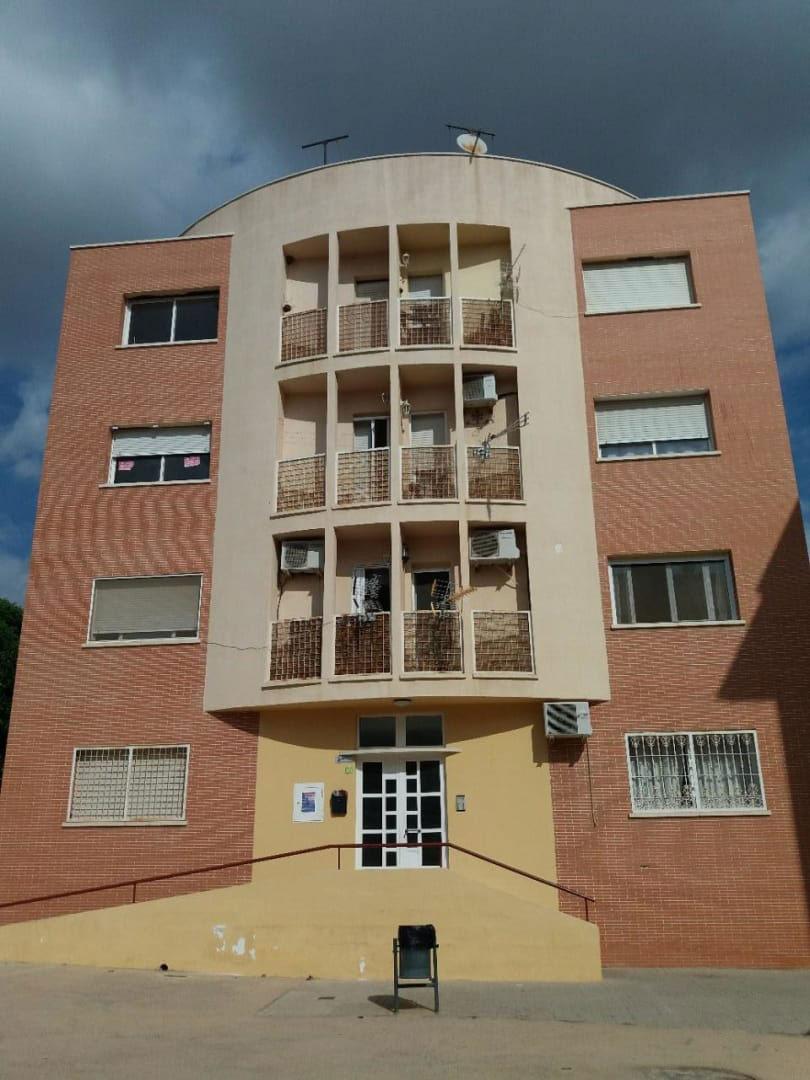 Piso en venta en Visiedo, Huércal de Almería, Almería, Calle Jacinto Benavente, 61.892 €, 2 habitaciones, 1 baño, 96 m2