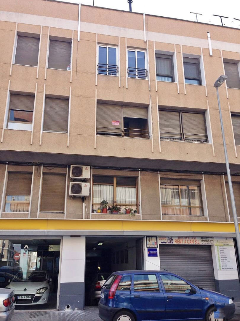 Piso en venta en Bigastro, Bigastro, Alicante, Calle Aureliano Diaz, 40.100 €, 4 habitaciones, 2 baños, 103 m2