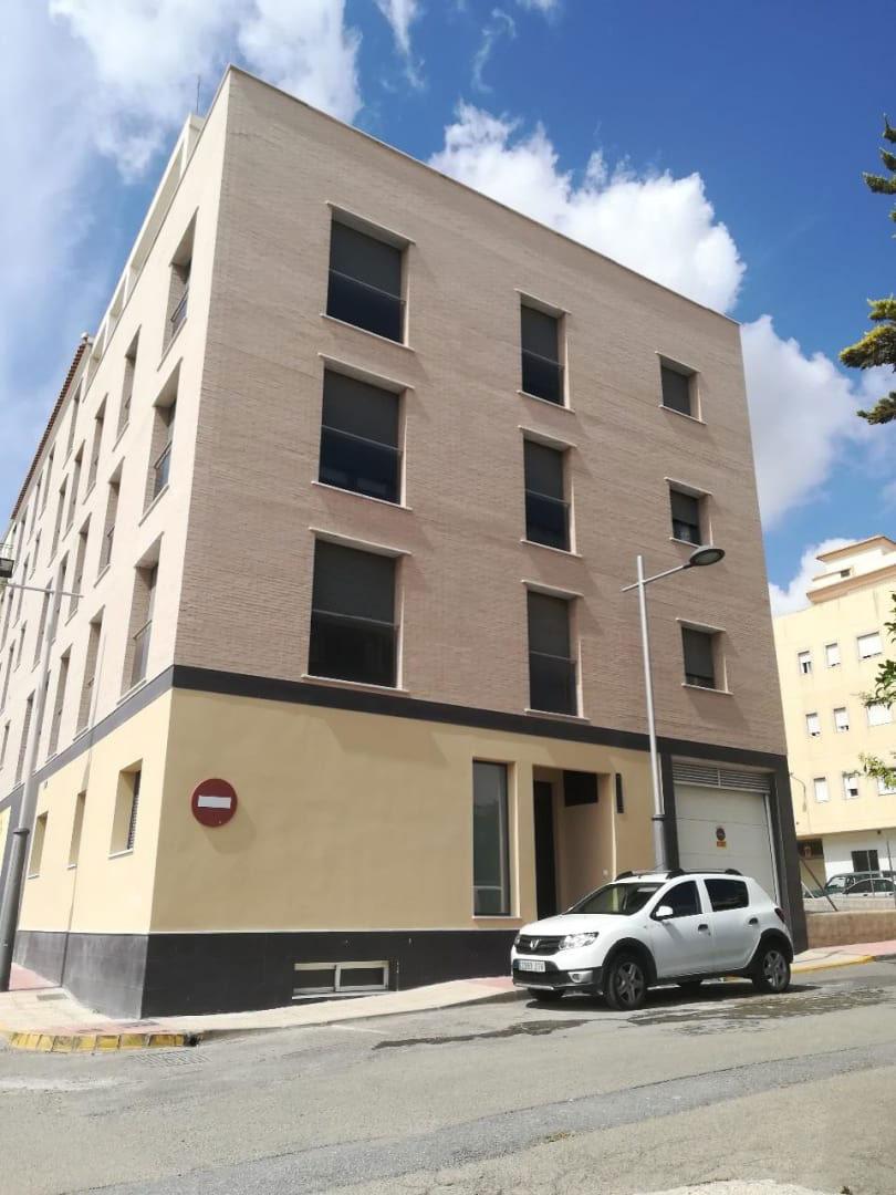 Piso en venta en Albox, Almería, Calle Huelva, 55.211 €, 2 habitaciones, 1 baño, 53 m2