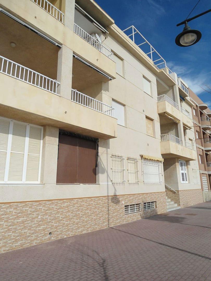 Piso en venta en El Ejido, Almería, Calle Miramar, 93.590 €, 3 habitaciones, 1 baño, 92 m2