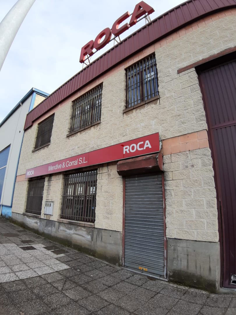 Industrial en venta en Langreo, Asturias, Calle Laminacion Parcela, 191.300 €, 610 m2