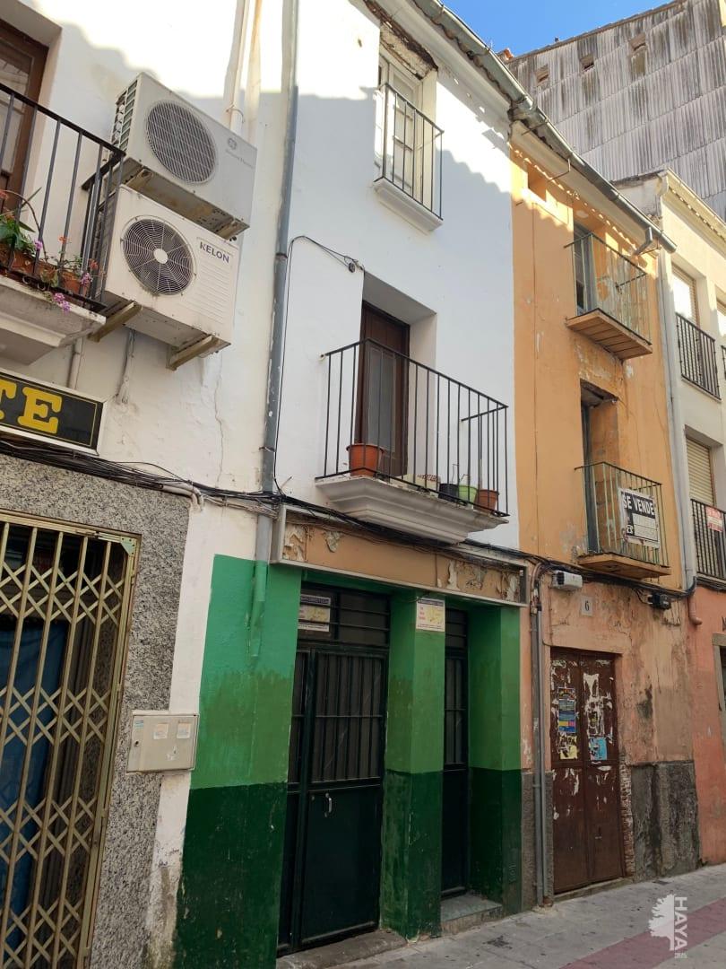 Casa en venta en Plasencia, Cáceres, Calle Patalon, 69.739 €, 1 baño, 178 m2
