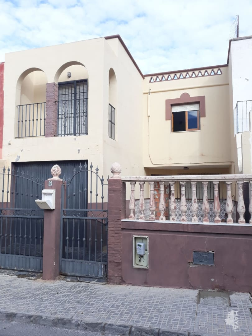 Casa en venta en Roquetas de Mar, Almería, Calle Sulfi, 89.000 €, 4 habitaciones, 1 baño, 112 m2