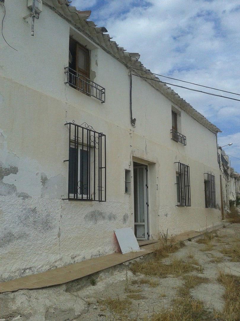 Casa en venta en Oria, Oria, Almería, Calle Argelejo, 26.500 €, 3 habitaciones, 1 baño, 100 m2