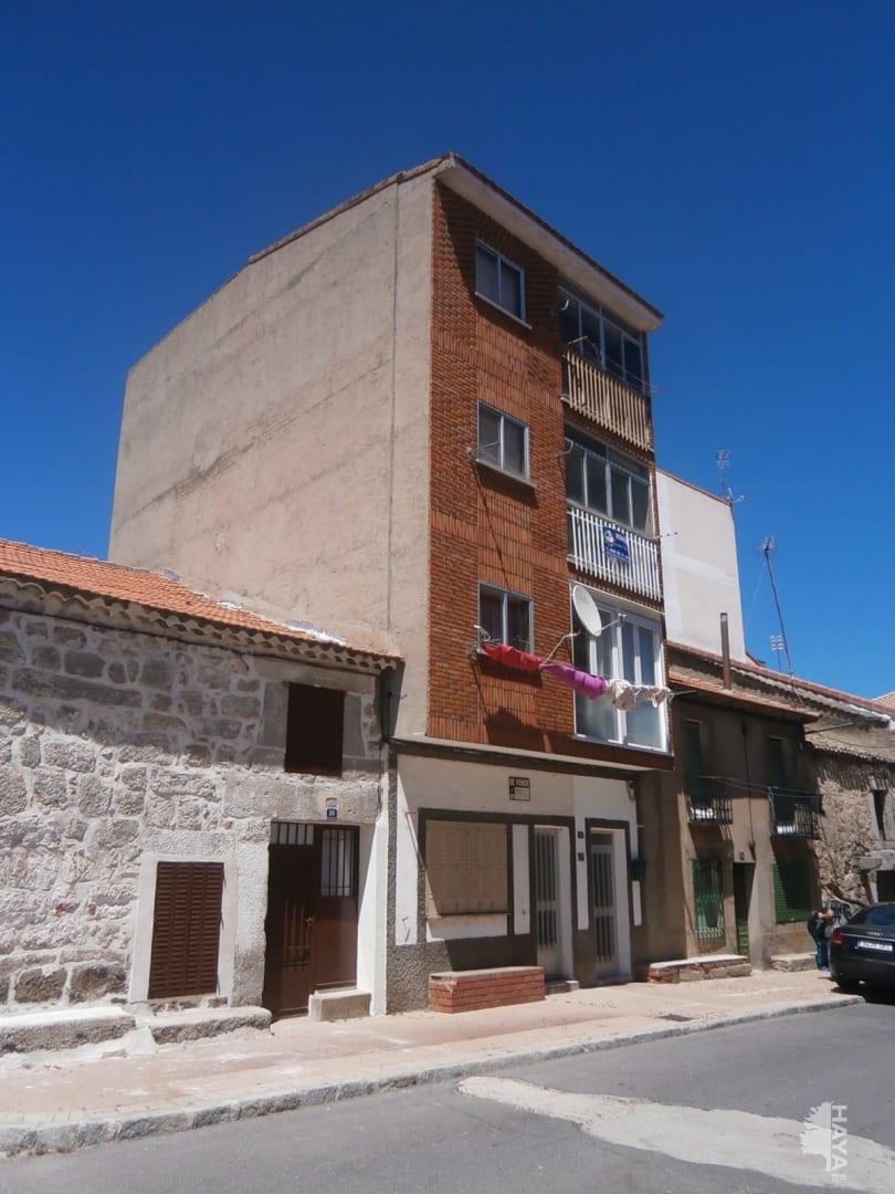 Piso en venta en Las Navas del Marqués, Ávila, Calle Paloma, 41.700 €, 3 habitaciones, 1 baño, 64 m2