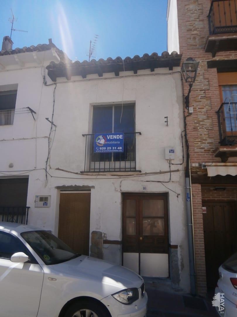 Casa en venta en Cebreros, Ávila, Calle San Fernando, 34.000 €, 4 habitaciones, 1 baño, 68 m2