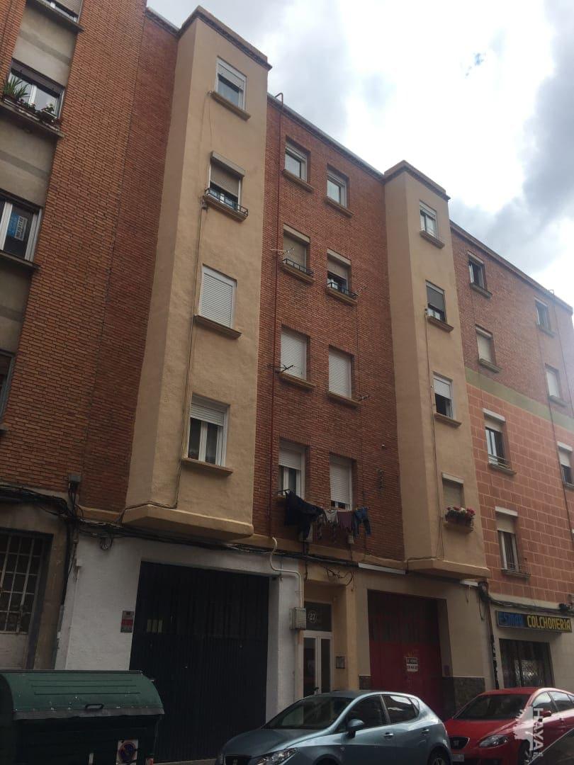 Piso en venta en Logroño, La Rioja, Calle Luis Barron, 38.000 €, 3 habitaciones, 1 baño, 67 m2