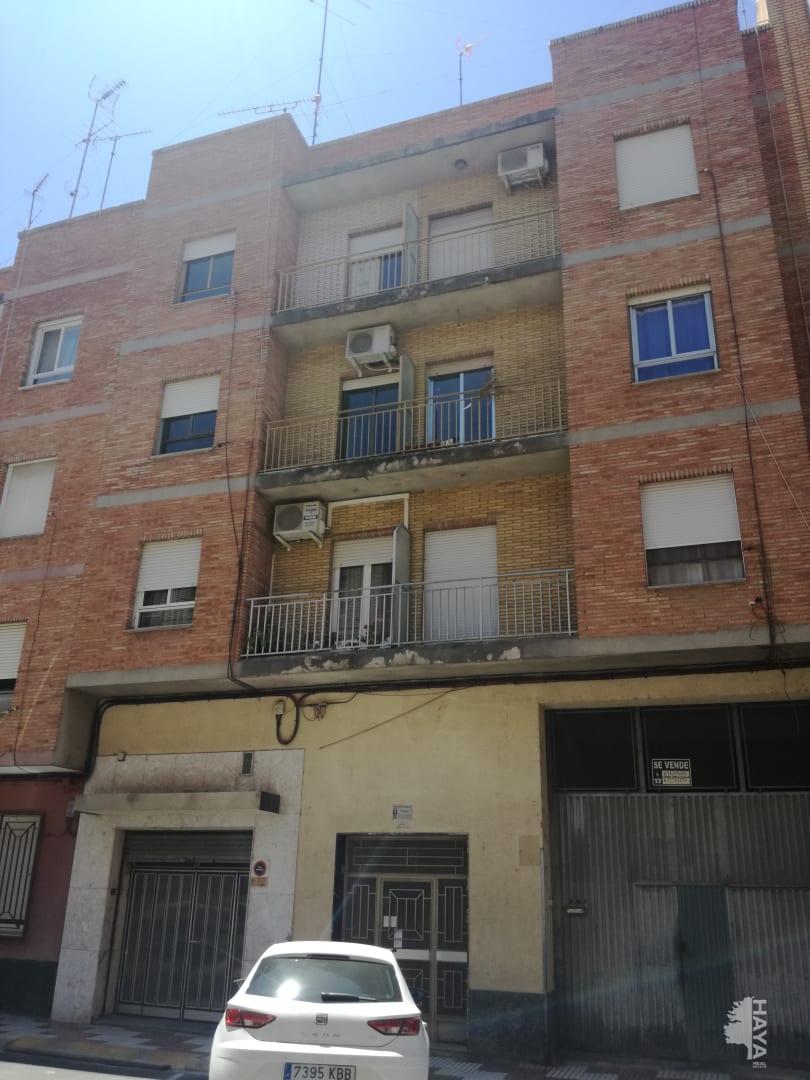 Piso en venta en Carrascalet, Algemesí, Valencia, Calle Catedratico Mercer, 84.210 €, 3 habitaciones, 1 baño, 88 m2
