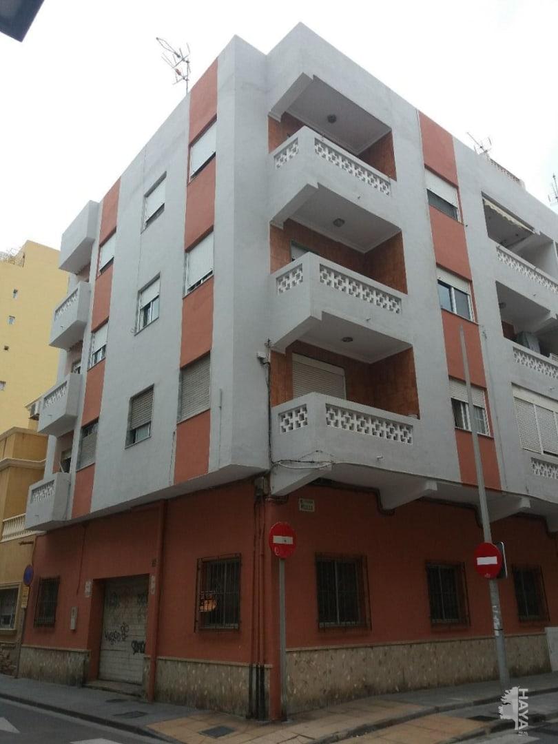 Piso en venta en El Zapillo, Almería, Almería, Calle Melilla, 108.728 €, 3 habitaciones, 1 baño, 125 m2