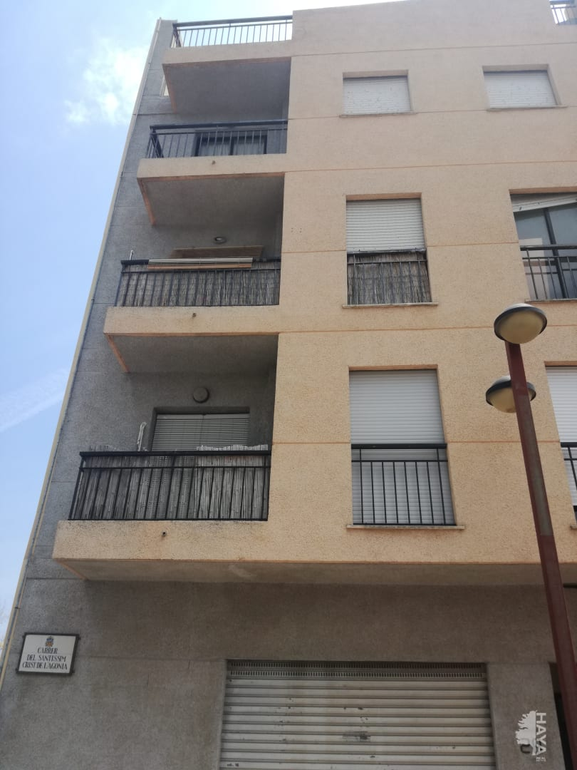 Piso en venta en Carrascalet, Algemesí, Valencia, Calle Santissim Crist, 55.000 €, 4 habitaciones, 2 baños, 123 m2
