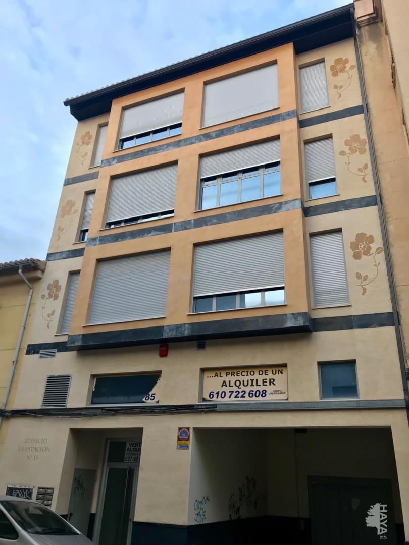 Piso en venta en Gandia, Valencia, Calle Pare Pasqual Catala, 107.200 €, 3 habitaciones, 2 baños, 1 m2