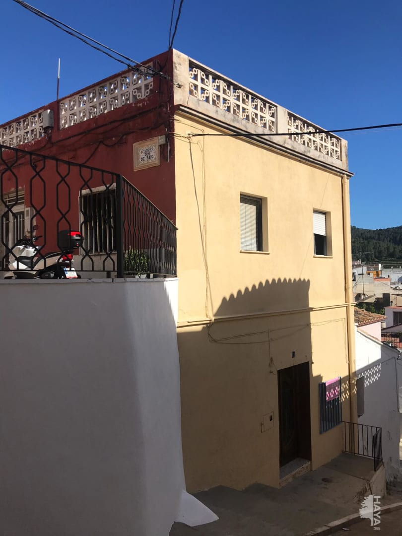 Piso en venta en La Font D`en Carròs, la Font D`en Carròs, Valencia, Calle Sant Joan, 58.065 €, 2 habitaciones, 1 baño, 105 m2