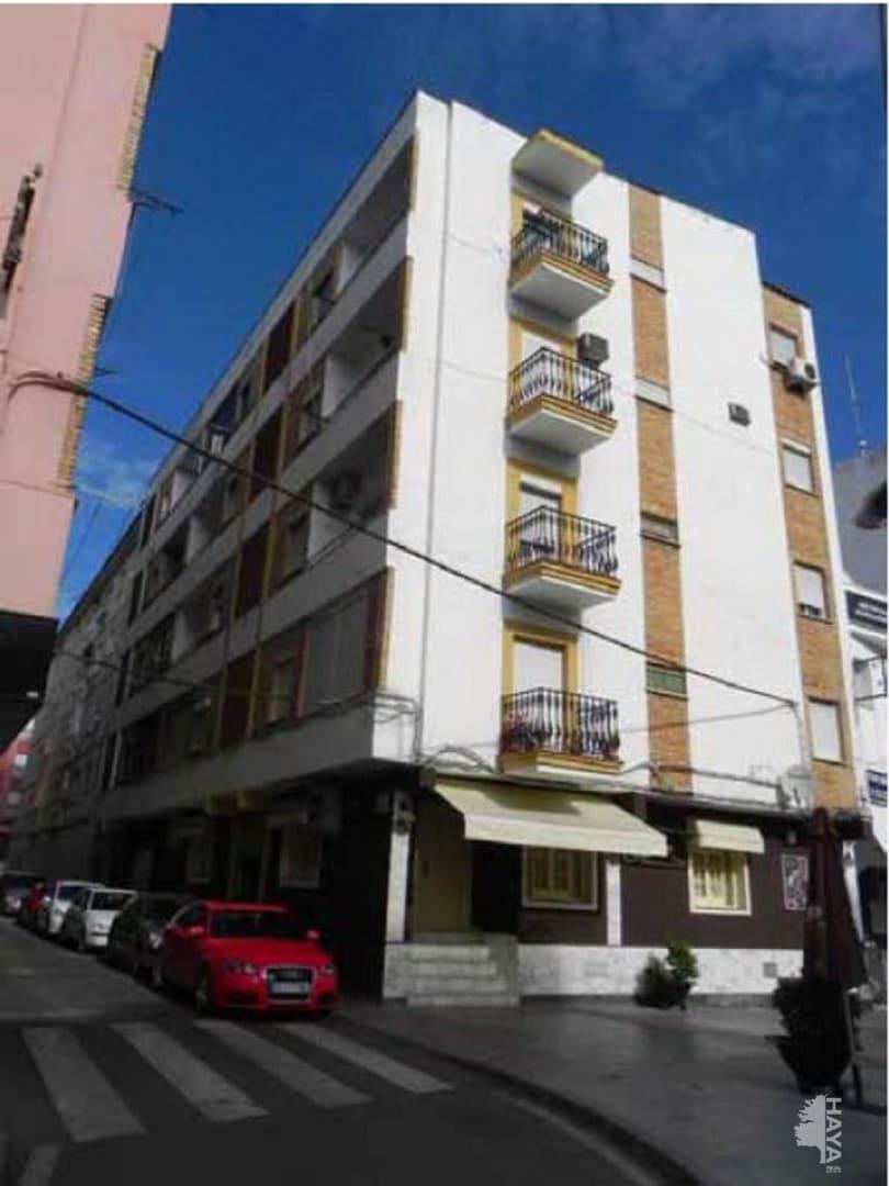 Piso en venta en Almendralejo, Badajoz, Calle Costa Rica, 48.330 €, 3 habitaciones, 1 baño, 79 m2