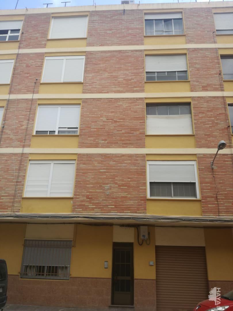 Piso en venta en La Pobla Llarga, la Pobla Llarga, Valencia, Calle Pianista Jose Iturbi, 18.470 €, 3 habitaciones, 1 baño, 76 m2