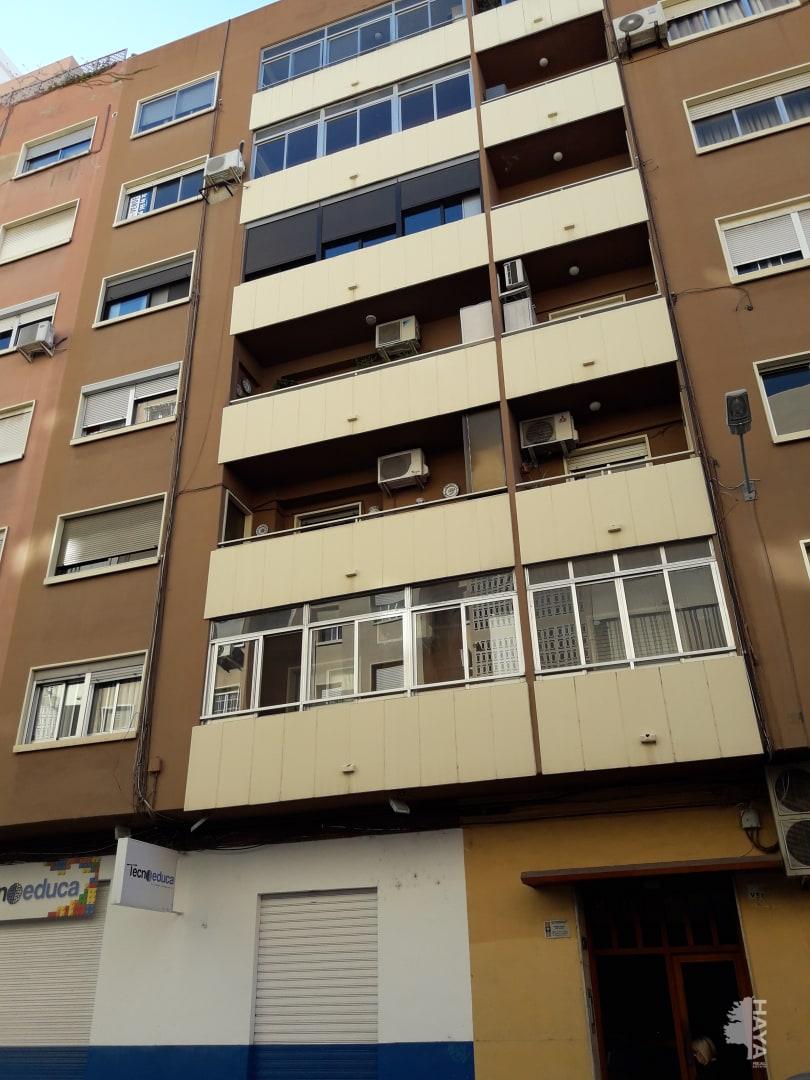 Piso en venta en Valencia, Valencia, Calle Poeta Mas Y Ros, 169.000 €, 2 habitaciones, 1 baño, 124 m2