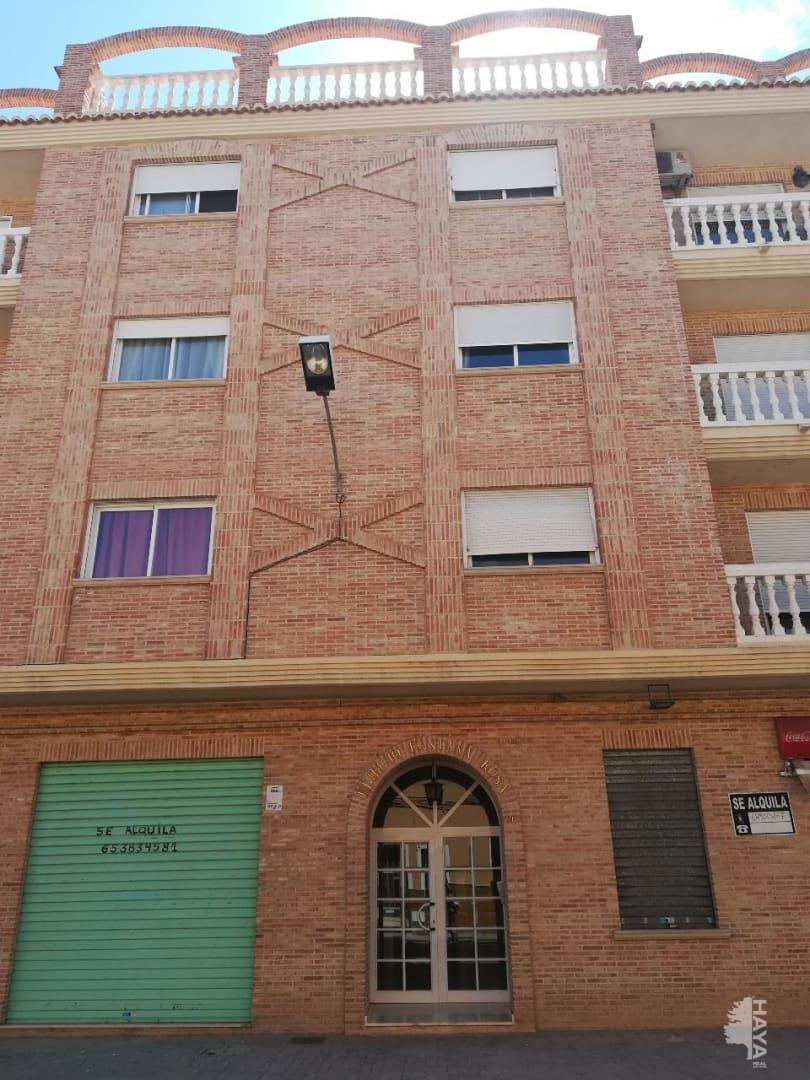 Piso en venta en Real, Montroy, Valencia, Calle Blasco Ibañez, 156.660 €, 4 habitaciones, 2 baños, 149 m2