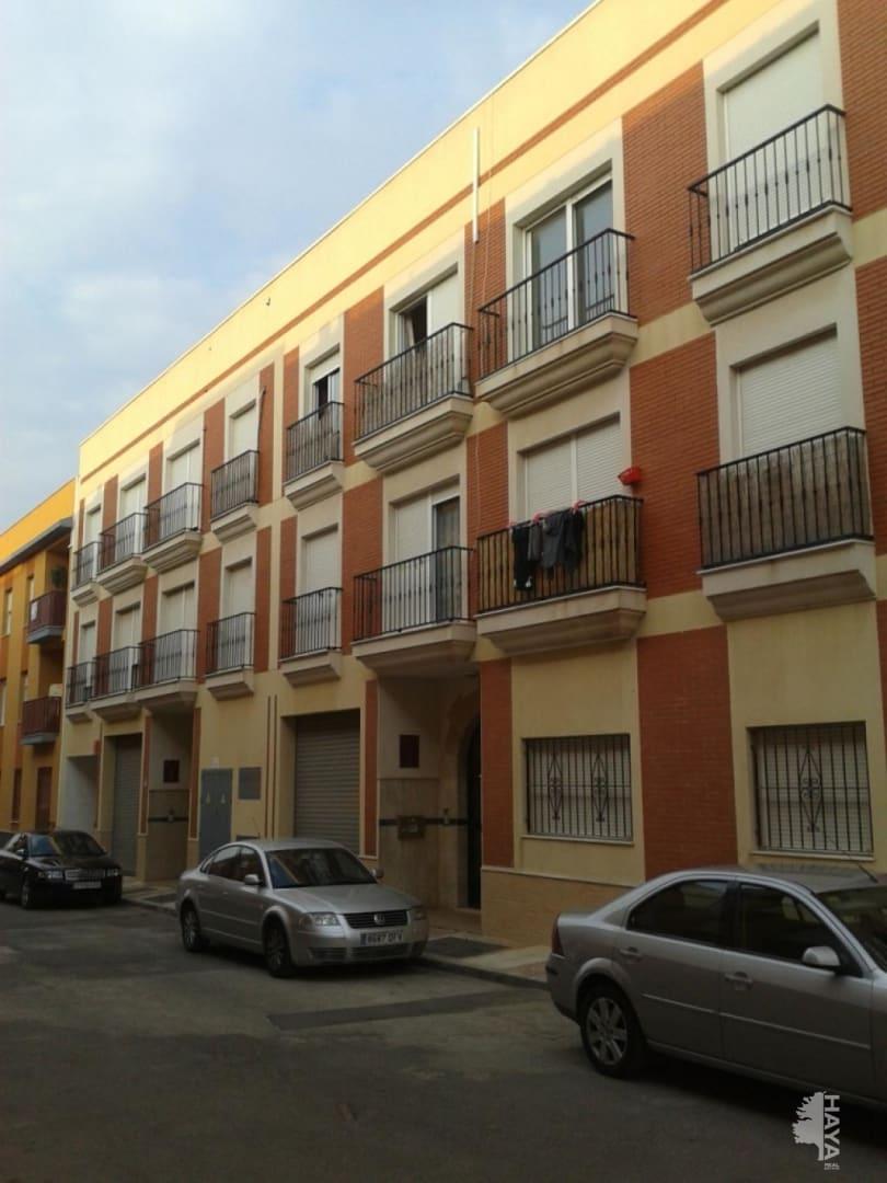 Piso en venta en San Gabriel, Roquetas de Mar, Almería, Calle Maria Guerrero, 44.900 €, 2 habitaciones, 1 baño, 64 m2