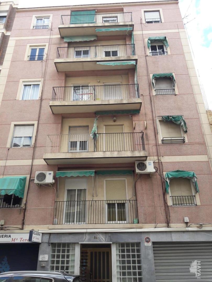 Piso en venta en Carrús Oest, Elche/elx, Alicante, Calle Capita Alfons Vives, 37.000 €, 2 habitaciones, 1 baño, 72 m2
