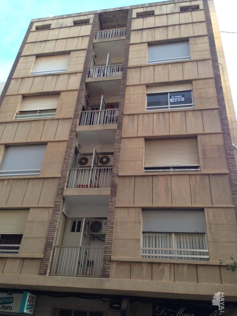 Piso en venta en Virgen de Gracia, Vila-real, Castellón, Calle Perez Bayer, 48.600 €, 4 habitaciones, 2 baños, 90 m2