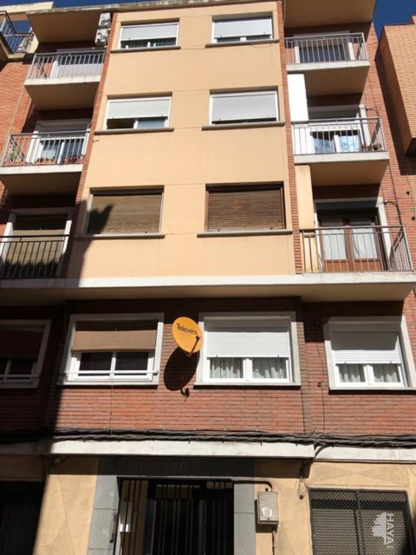 Piso en venta en Torrero, Zaragoza, Zaragoza, Calle Coruña (la), 59.000 €, 3 habitaciones, 1 baño, 65 m2