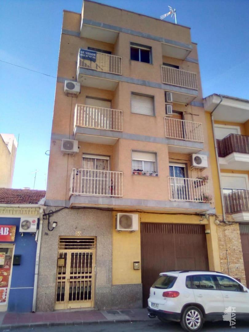 Piso en venta en Murcia, Murcia, Calle San Roque, 54.000 €, 3 habitaciones, 1 baño, 112 m2