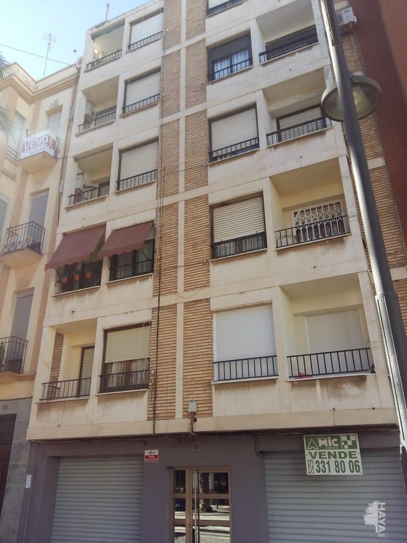 Piso en venta en Valencia, Valencia, Calle Alta del Mar, 61.600 €, 4 habitaciones, 1 baño, 98 m2