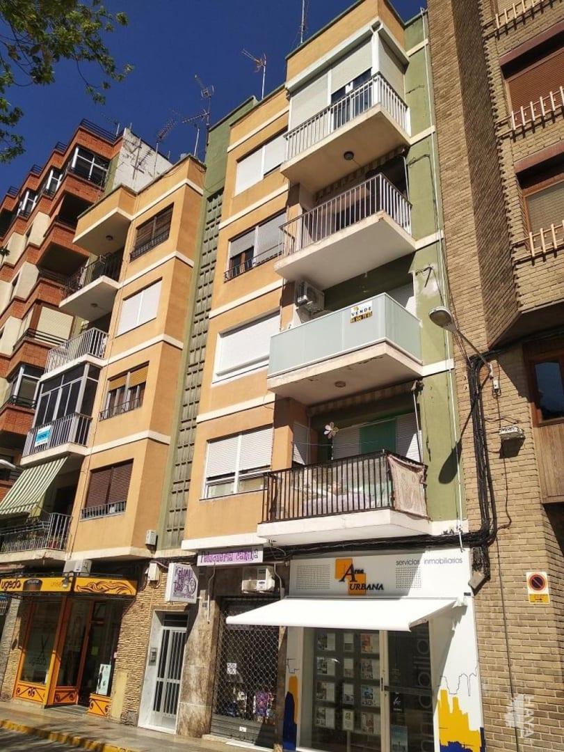 Piso en venta en Villena, Alicante, Plaza Rollo (el), 35.200 €, 3 habitaciones, 1 baño, 85 m2