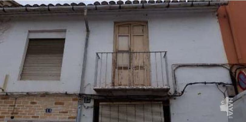Casa en venta en Alquerieta, Alzira, Valencia, Calle San Quintín, 40.600 €, 3 habitaciones, 1 baño, 120 m2