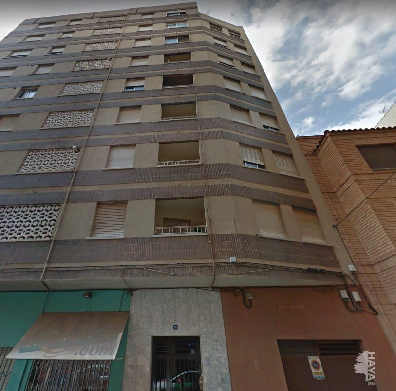 Piso en venta en Vila-real, Castellón, Calle Huesca, 95.417 €, 3 habitaciones, 2 baños, 128 m2