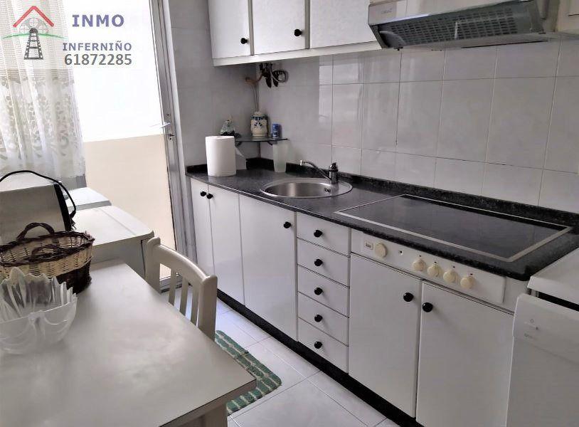 Piso en alquiler en Narón, A Coruña, Carretera Castilla, 400 €, 2 habitaciones, 1 baño, 120 m2