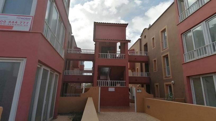 Piso en venta en Geafond, la Oliva, Las Palmas, Urbanización Mirador de la Dunas, 125.500 €, 3 habitaciones, 2 baños, 112 m2