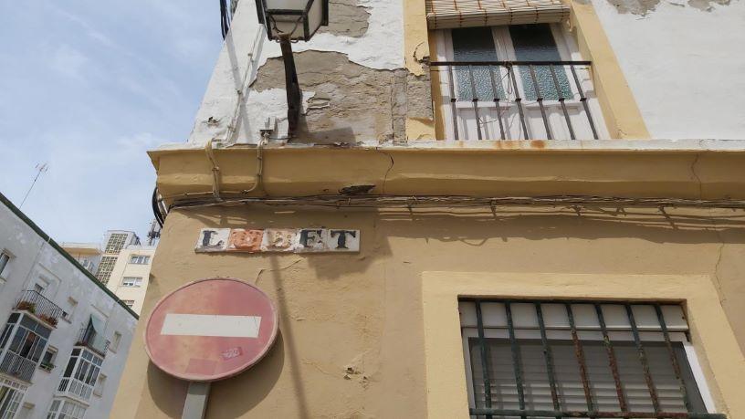 Piso en venta en Cádiz, Cádiz, Cádiz, Calle Lubet, 161.160 €, 2 habitaciones, 1 baño, 72 m2