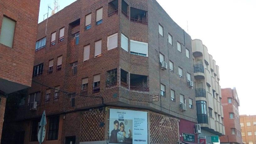Piso en venta en Pedanía de El Palmar, Murcia, Murcia, Calle Salzillo, 82.800 €, 3 habitaciones, 1 baño, 111 m2