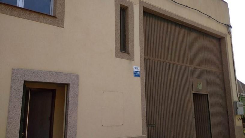 Industrial en venta en Morales del Vino, Zamora, Calle los Castaños, 103.500 €, 416 m2