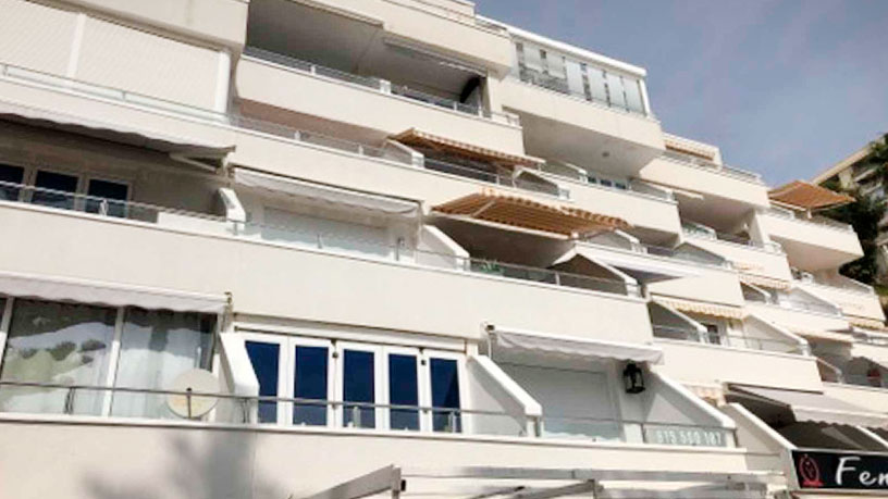 Piso en venta en Torremolinos, Málaga, Paseo Paseo Maritimo del Bajondillo, 214.200 €, 1 habitación, 1 baño, 65 m2