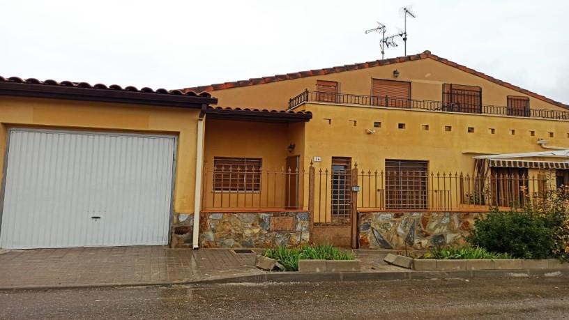 Casa en venta en Domingo Pérez, Toledo, Calle los Penitentes, 70.200 €, 3 habitaciones, 1 baño, 146 m2