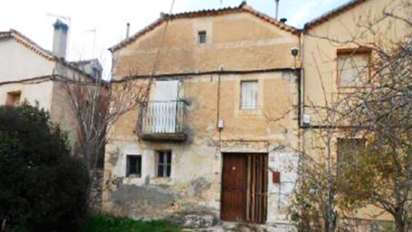 Piso en venta en Sepúlveda, Segovia, Calle Real, 21.000 €, 1 baño, 40 m2