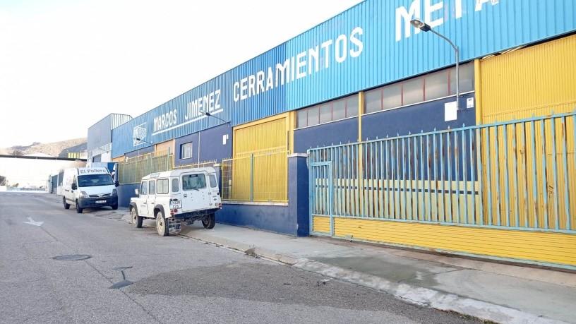 Industrial en venta en Jumilla, Murcia, Calle Polígono Industrial los Romerales Jumillanos, 169.050 €, 710 m2