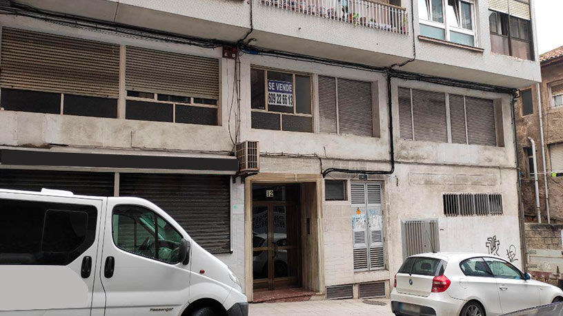 Oficina en venta en Santander, Cantabria, Calle Profesor Jimenez Diaz, 59.000 €, 94 m2