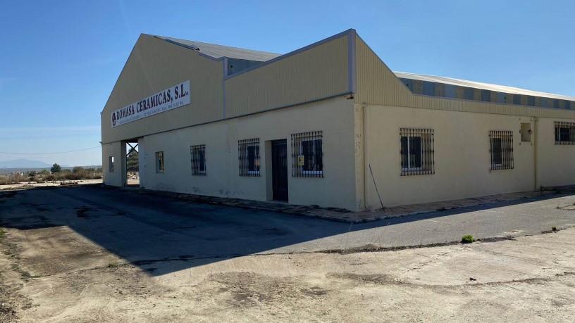 Industrial en venta en Murcia, Murcia, Carretera de Valentin Km, 232.100 €, 2 m2
