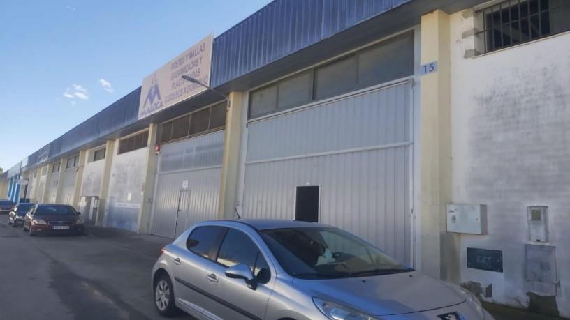 Industrial en venta en Jerez de la Frontera, Cádiz, Calle de Chipiona, 174.000 €, 574 m2
