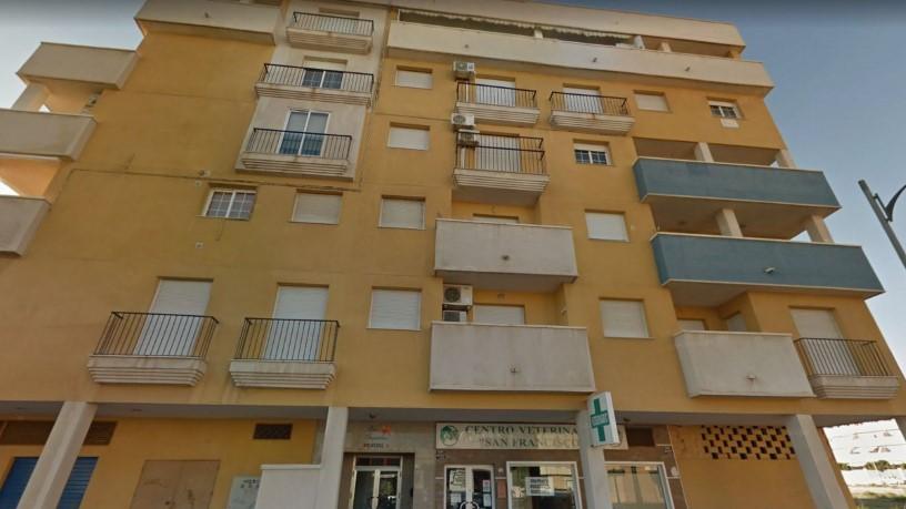 Piso en venta en Roquetas de Mar, Almería, Avenida Buenavista, 65.690 €, 1 baño, 62 m2