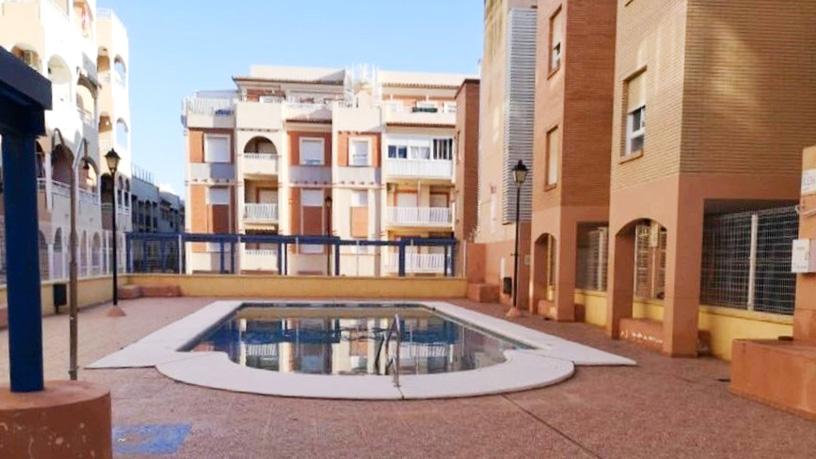 Piso en venta en Roquetas de Mar, Almería, Carretera Buena Vista, 88.330 €, 1 baño, 78 m2