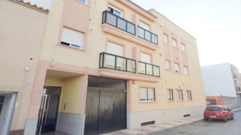 Piso en venta en Roquetas de Mar, Almería, Calle Madrid, 74.900 €, 3 habitaciones, 1 baño, 91 m2