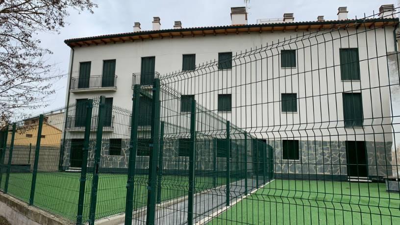 Piso en venta en Sangüesa/zangoza, Navarra, Calle Juan de Berrueta, 142.600 €, 1 baño, 93 m2