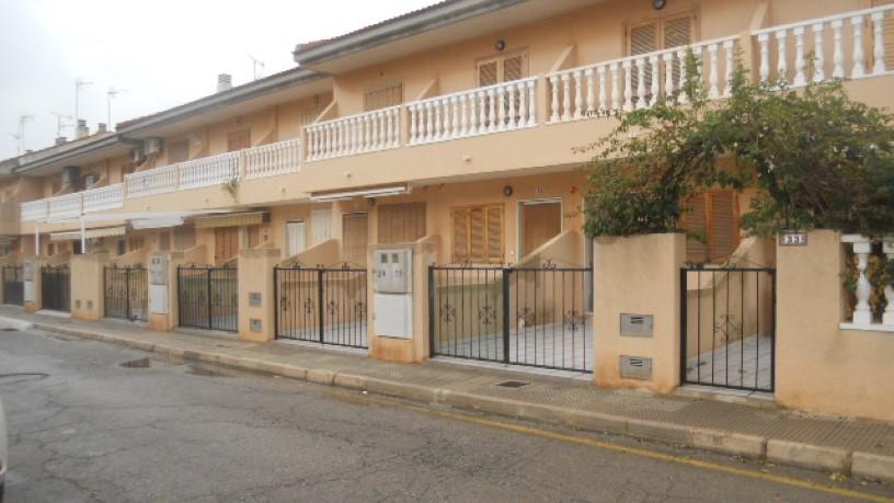 Casa en venta en Lo Pagán, San Pedro del Pinatar, Murcia, Calle Rio Eresma, 93.200 €, 1 habitación, 1 baño, 75 m2